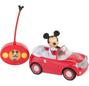 Mickey Mouse Roadster Radio Control Car