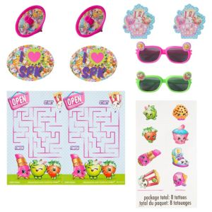 Shopkins Favor Pack 48pc