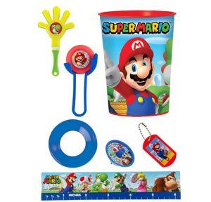 Super Mario Super Favor kit