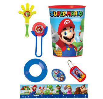 Super Mario Super Favor Kit for 8 Guests