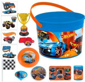 Hot Wheels Ultimate Favor kit for 8 Guests