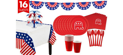 Republican Deluxe Party Kit