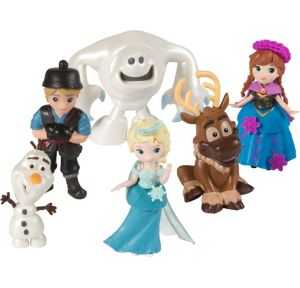 Friendship Collection Frozen Playset 23pc