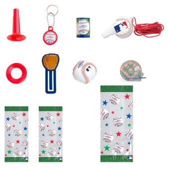 Rawlings Baseball Basic Favor Kit for 8 Guests