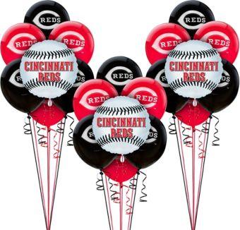 Cincinnati Reds Balloon Kit