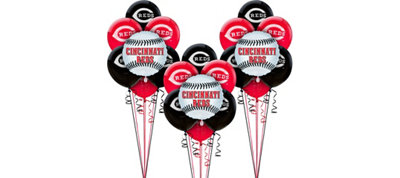 Cincinnati Reds Balloon Kit