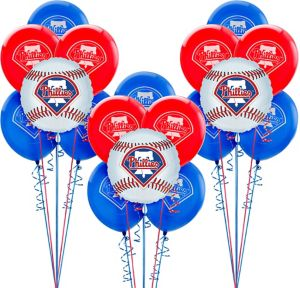 Philadelphia Phillies Balloon Kit