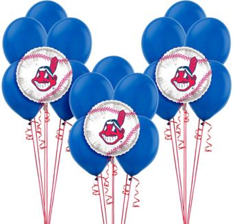 Cleveland Indians Balloon Kit