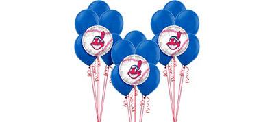 Cleveland Indians Balloon Kit