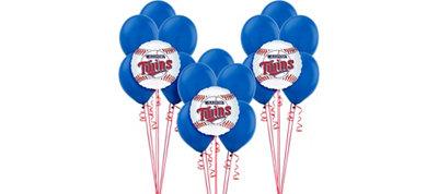 Minnesota Twins Balloon Kit