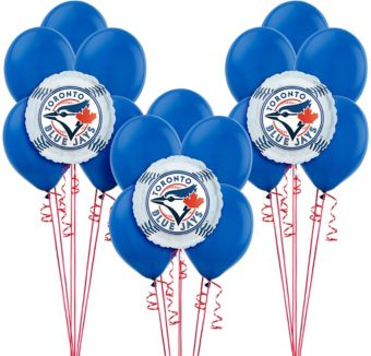 Toronto Blue Jays Balloon Kit