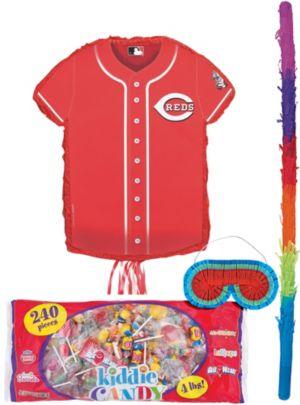 Cincinnati Reds Pinata Candy Kit