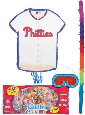 Philadelphia Phillies Pinata Kit