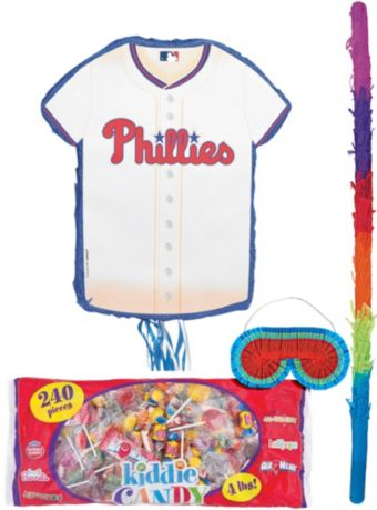 Philadelphia Phillies Pinata Kit