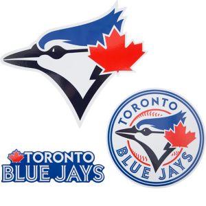 Toronto Blue Jays Magnets 3ct