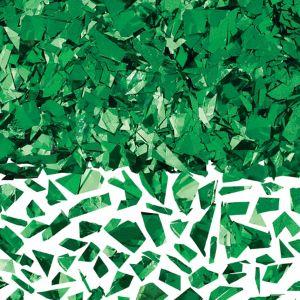 Green Sparkle Confetti