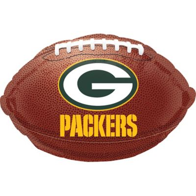 Green Bay Packers Balloon - Football