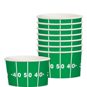 Football Field Treat Cups 8ct