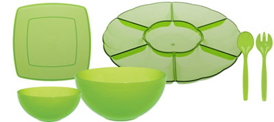 Kiwi Summer Serveware Kit