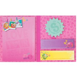Mini Shopkins Sticky Notes