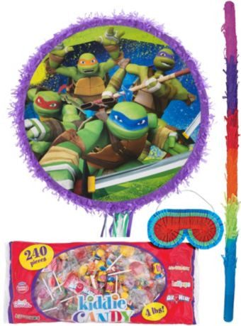 Teenage Mutant Ninja Turtles Pinata Kit