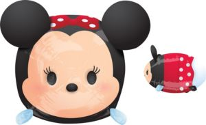 Minnie Mouse Tsum Tsum Balloon