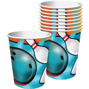 Bowling Cups 8ct