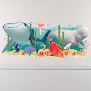 Giant Finding Dory Friends Wall Decal