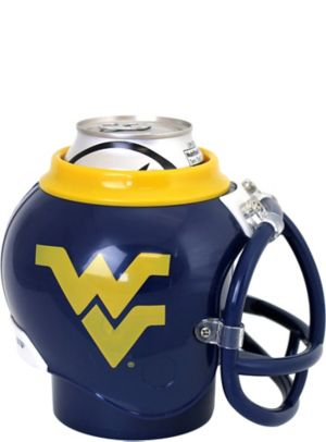 FanMug West Virginia Mountaineers Helmet Mug