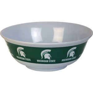 Michigan State Spartans Serving Bowl
