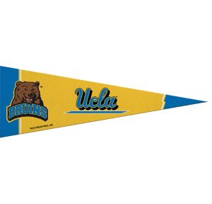 Small UCLA Bruins Pennant Flag