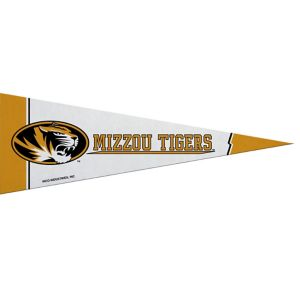 Small Missouri Tigers Pennant Flag