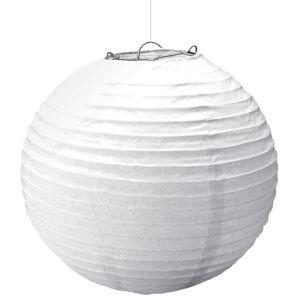 Large White Paper Lantern