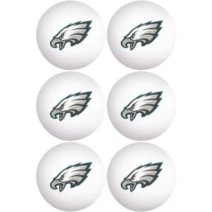 Philadelphia Eagles Pong Balls 6ct