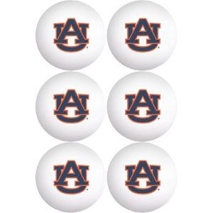 Auburn Tigers Pong Balls 6ct