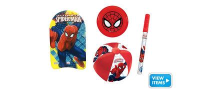 Spider-Man Basic Summer Toys Kit