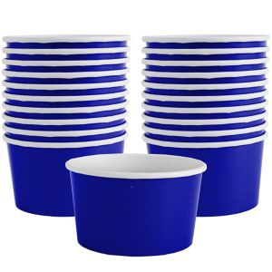 Bright Royal Blue Treat Cups 20ct