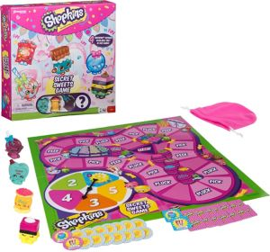 Secret Sweets Shopkins Board Game