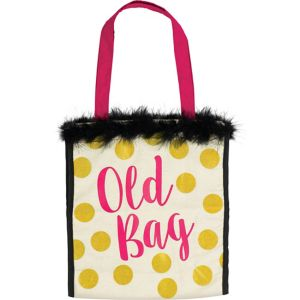 Old Bag Tote Bag