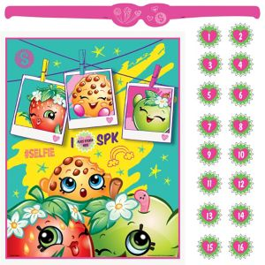 Shopkins Party Game