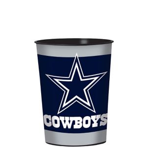 Dallas Cowboys Favor Cup