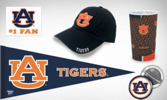 Auburn Tigers Collegiate Care Package