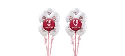 Indiana Hoosiers Balloon Kit