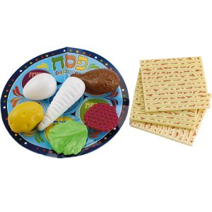 Passover Seder Food Toy Set 10pc