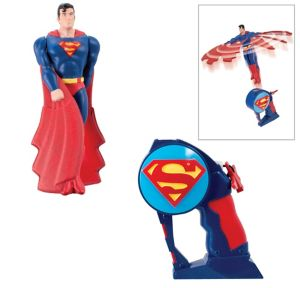 Flying Heroes Superman Action Figure 2pc