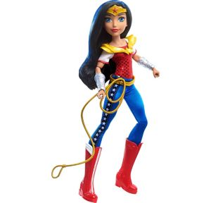 Wonder Woman Doll - DC Super Hero Girls