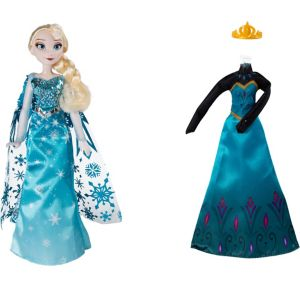 Coronation Change Elsa Doll - Frozen