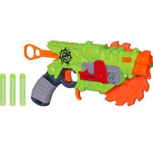 Zombie Strike Crosscut Nerf Blaster 5pc
