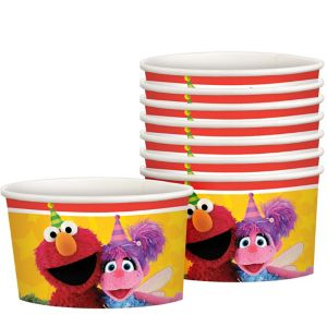 Sesame Street Treat Cups 8ct