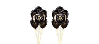 Colorado Buffaloes Balloon Kit